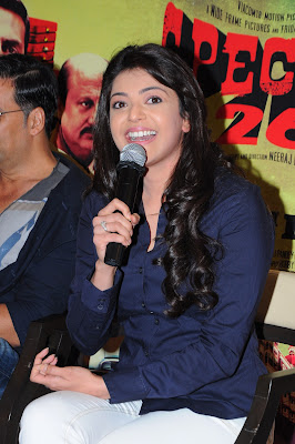 Kajal agarwal latest pics at special 26
