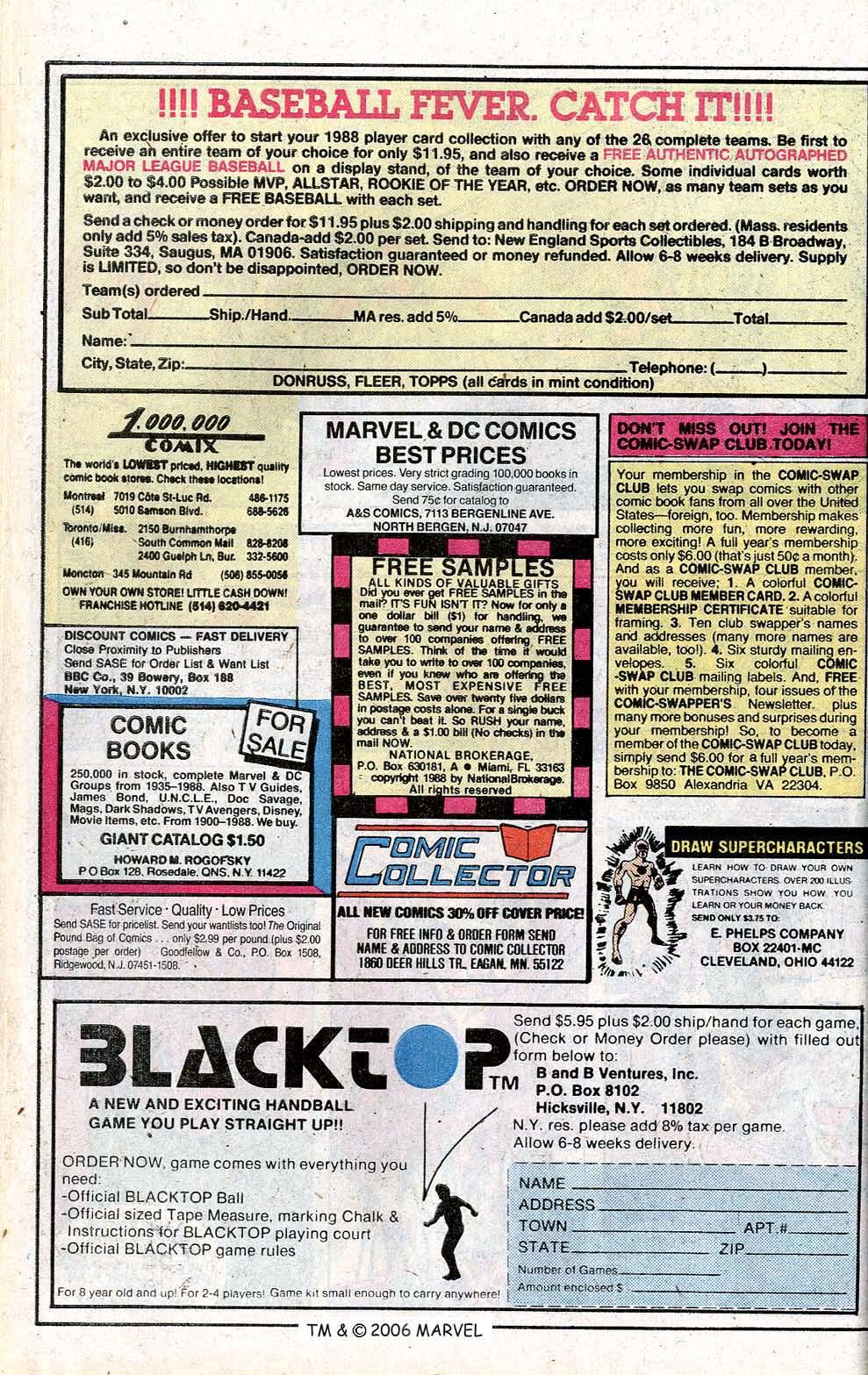Captain America (1968) Issue #348c #280 - English 30