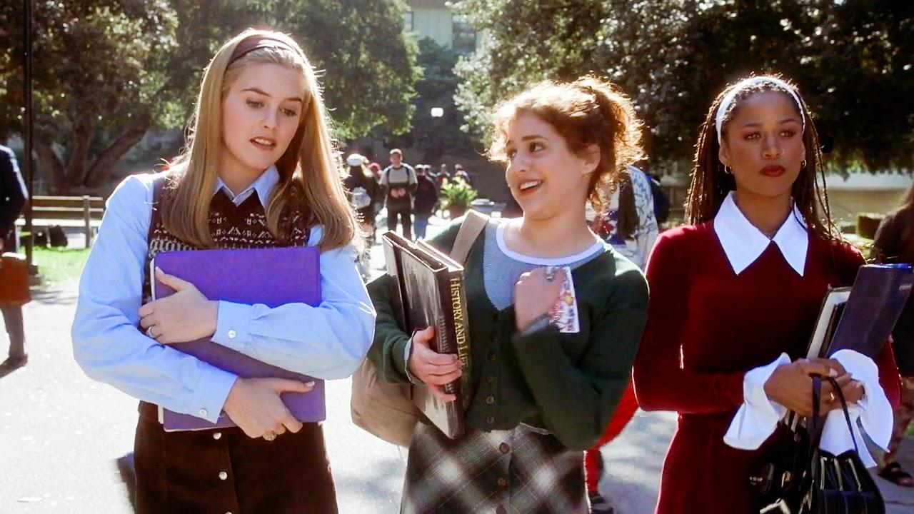 Clueless: Die neue Mitschülerin Tia ist jetzt populär - möglicherweise populärer als Cher (links) und Dionne (rechts)