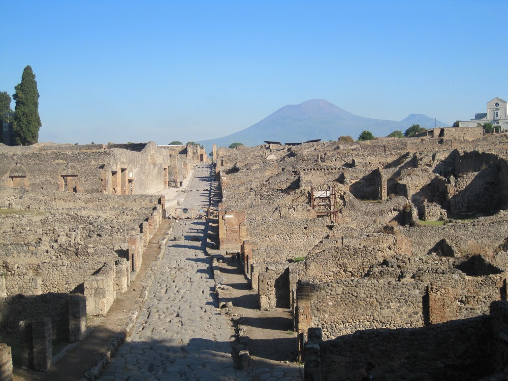 Diets of the middle and lower class in Pompeii revealed