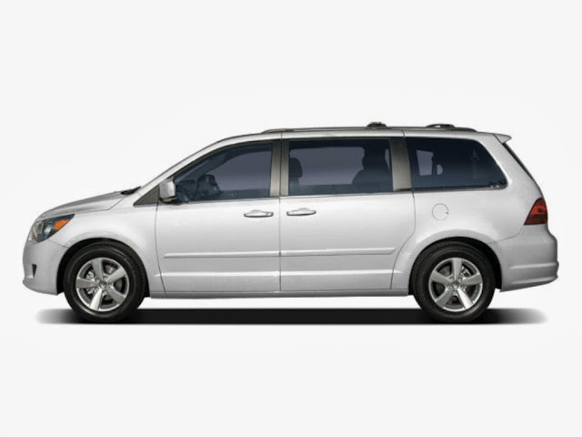 Volkswagen Routan Car Wallpaper