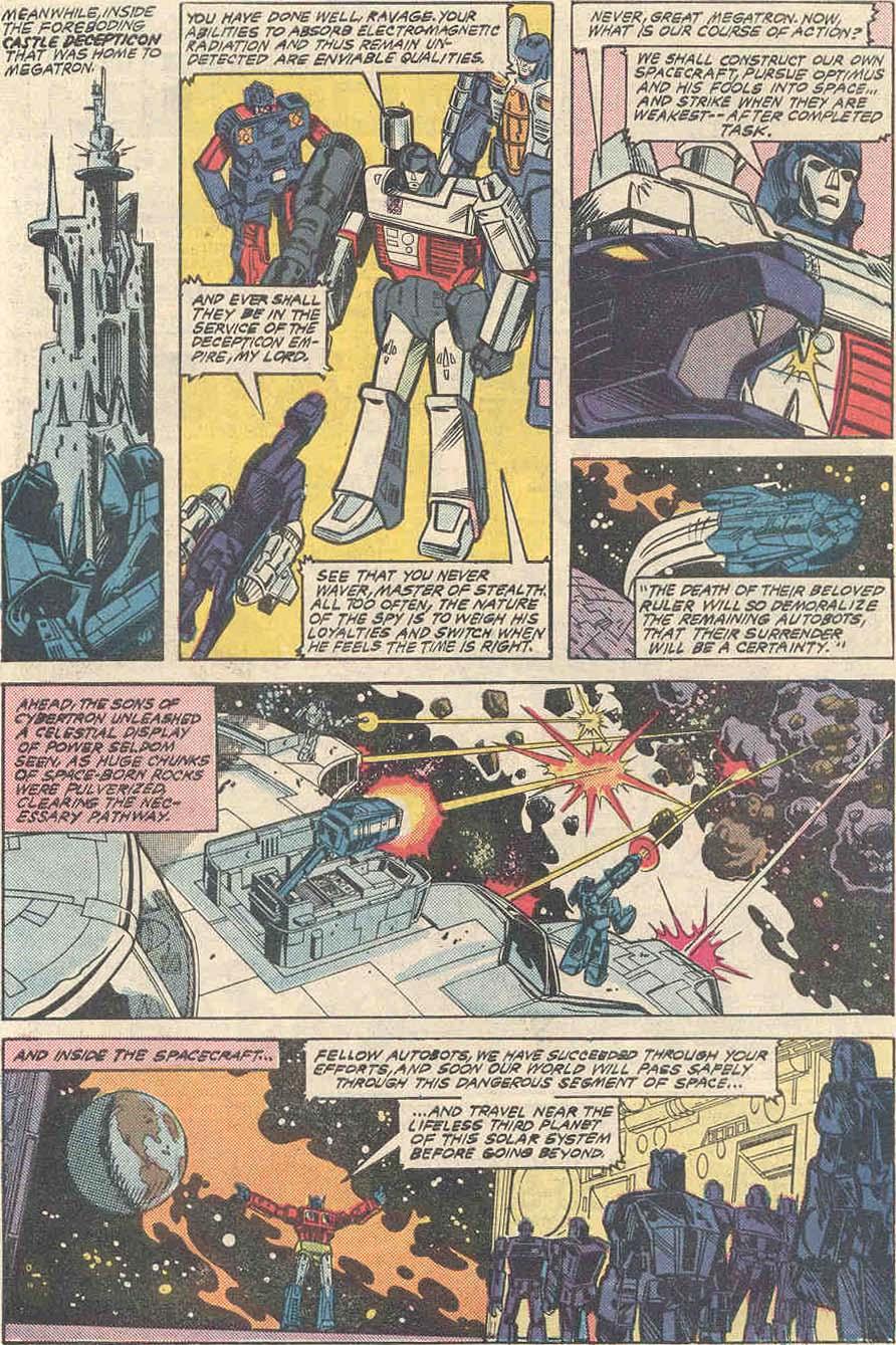 The Transformers (1984) #1 #80 - English 7