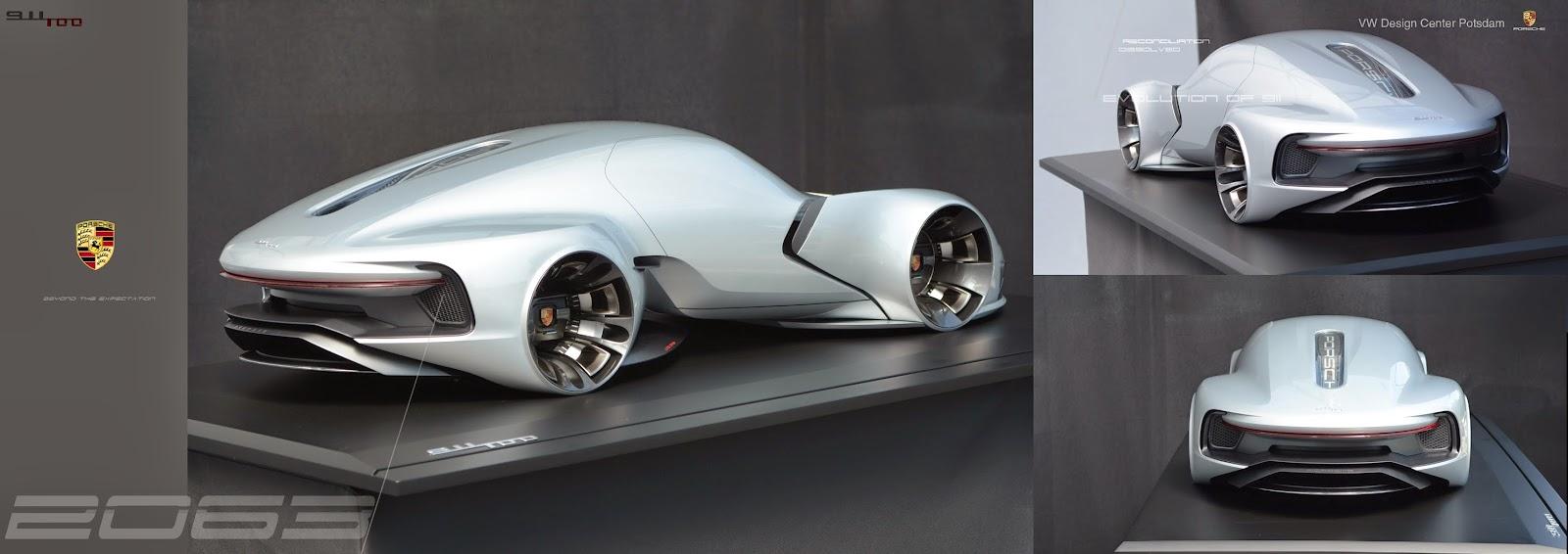 minbyungyoon 2014 pforzheim univ degree show porsche 911 in 2063. Black Bedroom Furniture Sets. Home Design Ideas