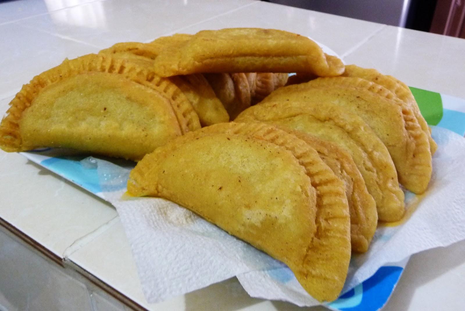 Fried Empanadas Recipe — Dishmaps