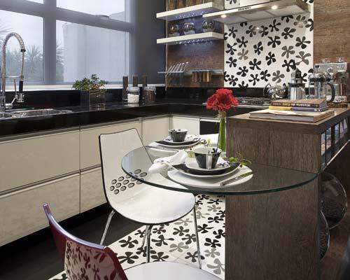 decoracao cozinha bege:Samara Pinheiro: Prefira Cozinha sem Revestimento