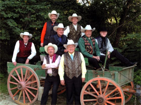Sons of the Pioneers, in Branson