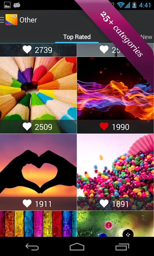 Premium Wallpapers HD v2.3 [Ads-Free]