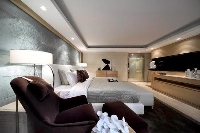 8 الوان زاهية لغرف النوم المودرن
