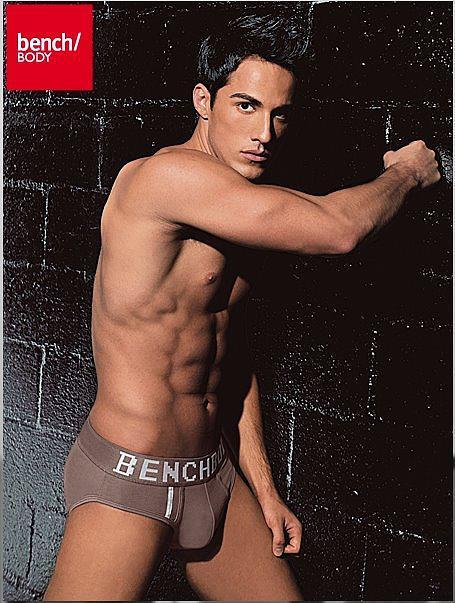 Bench Hot Body Body 2011,bench Male Model