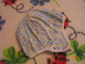 Ear Flap Hat for Preemies