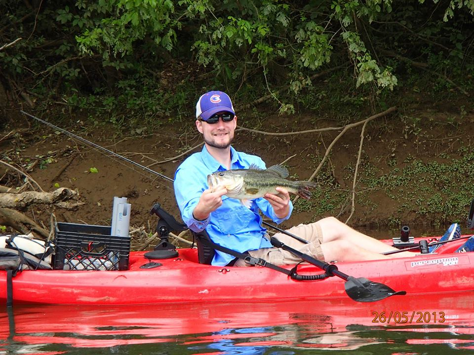 Life on and around the water 21 mile catawba river for Catawba river fishing