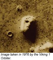 Face on Mars Carolyn M Walker