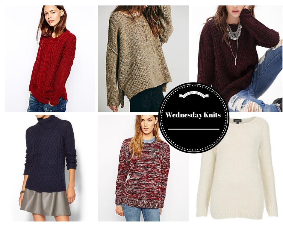 Wednesday Coffee: Knits