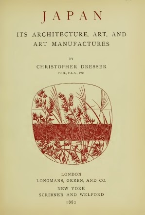 christopher dresser book on japan