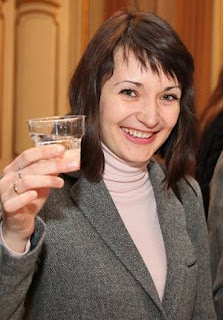 Echecs à Tbilissi: la GMI ukrainienne Kateryna Lahno co-leader à 6 sur 8 © photo Anastasya Karlovich