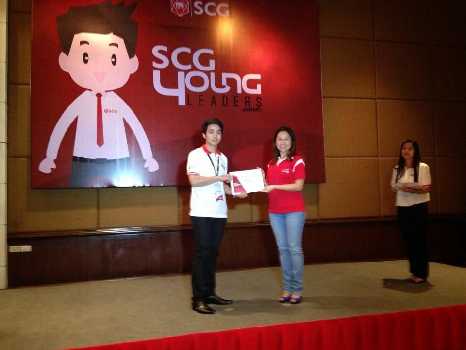SCG Young Leader 2014 Program