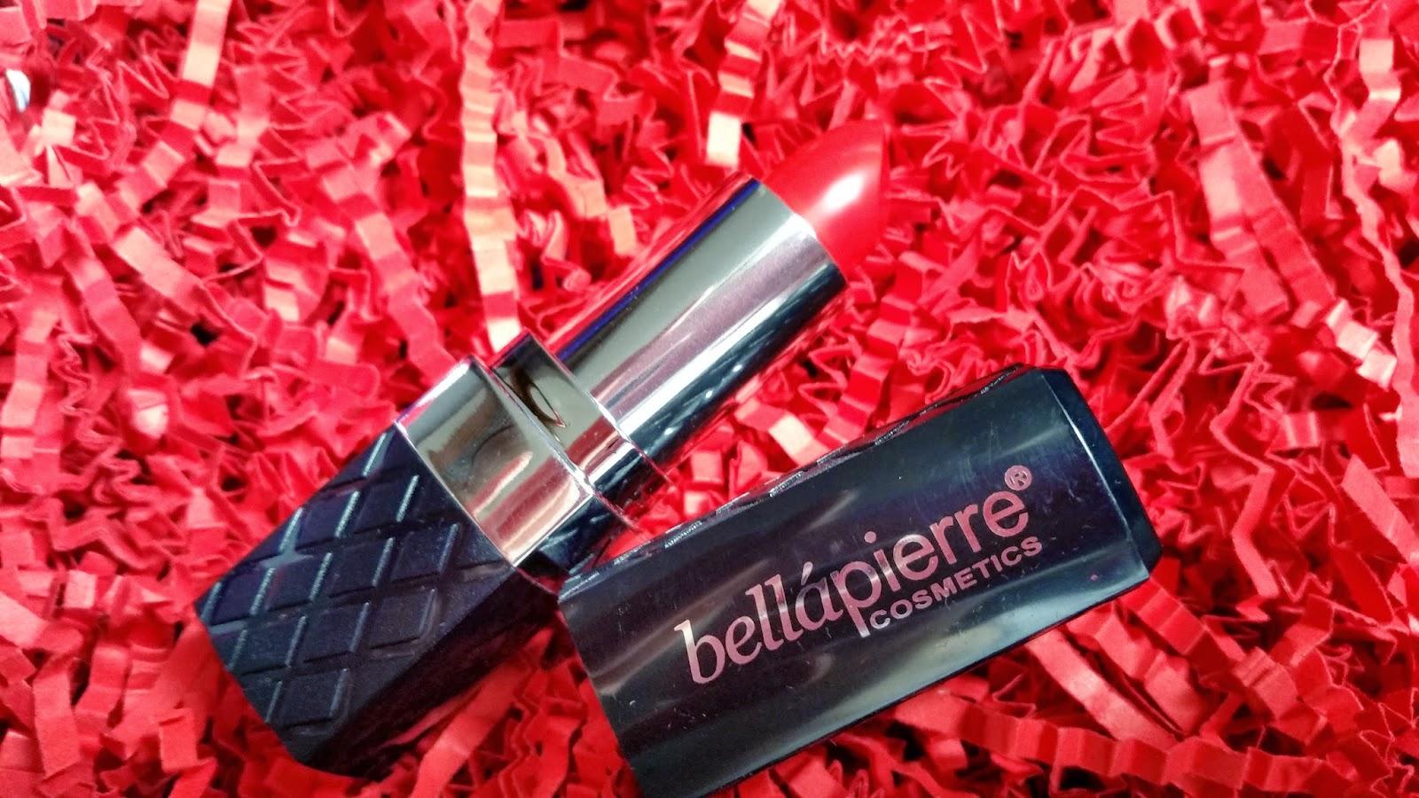Bellapierre Cosmetics LTD - Mineral LiIpstick - www.annitschkasblog.de