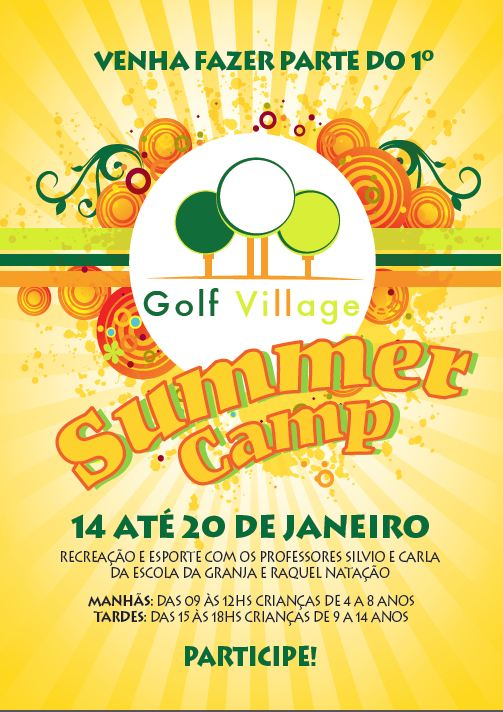 Golf Village Summer Camp
