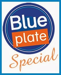 21 Rosemary Lane The Blue Plate Special