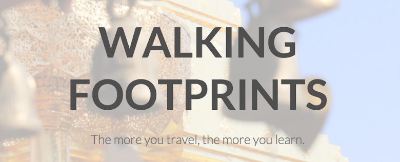 Walking Footprints