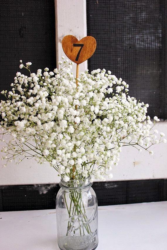 27 centros de mesa para bodas consigue una boda de cuento - Centros de mesa para bodas economicos ...