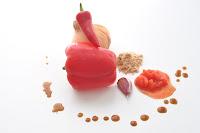 King Prawn Pasta with Chilli Tomato Sauce ~ Simple Food