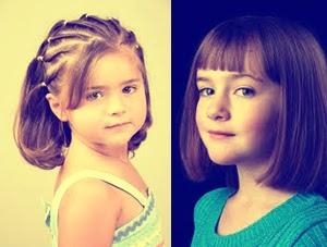 Rambut Anak Terbaru – Gaya Rambut Anak Perempuan dan Laki-Laki 2014