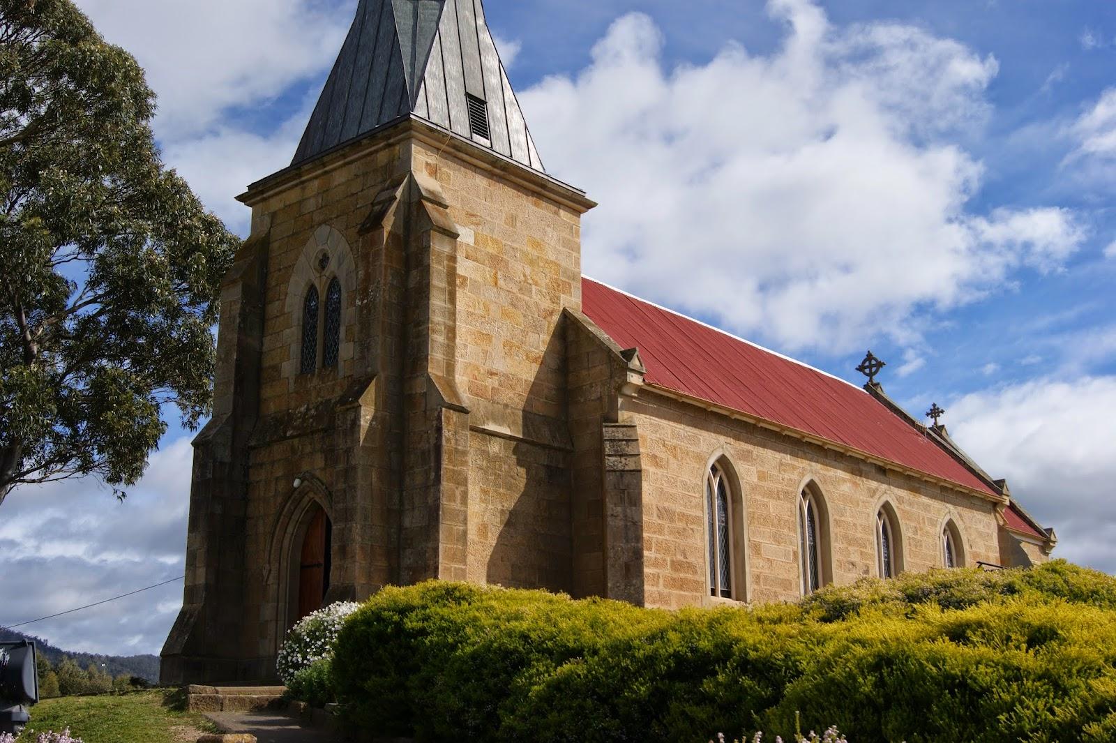 「St.John's Church richmond tas」的圖片搜尋結果