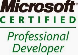 Microsoft Certified Professional Developer (MCPD) Credential Logo