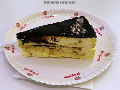 Gelaguela: Torta Alemã
