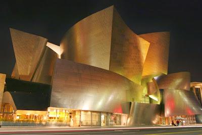 http://en.wikipedia.org/wiki/Walt_Disney_Concert_Hall