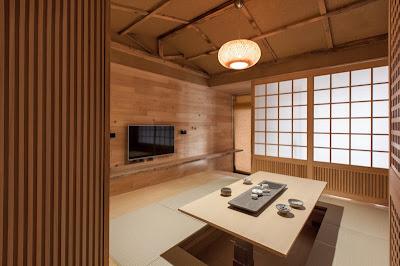 Interior rumah gaya jepang modern 6