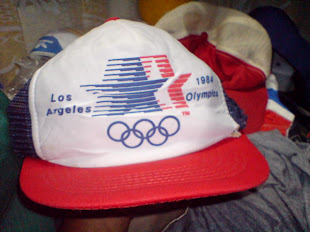 vintage cap olympic 1984 usa