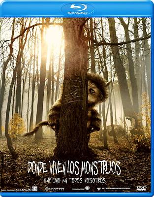 donde viven los monstruos 2009 1080p latino Donde Viven Los Monstruos (2009) 1080p Latino