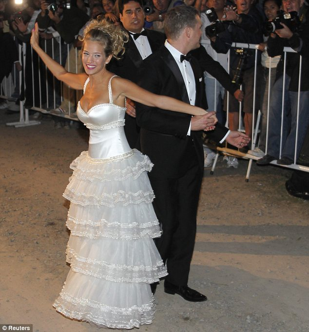 Smells Like Funk: Lusian Lopilato's Wedding Dress