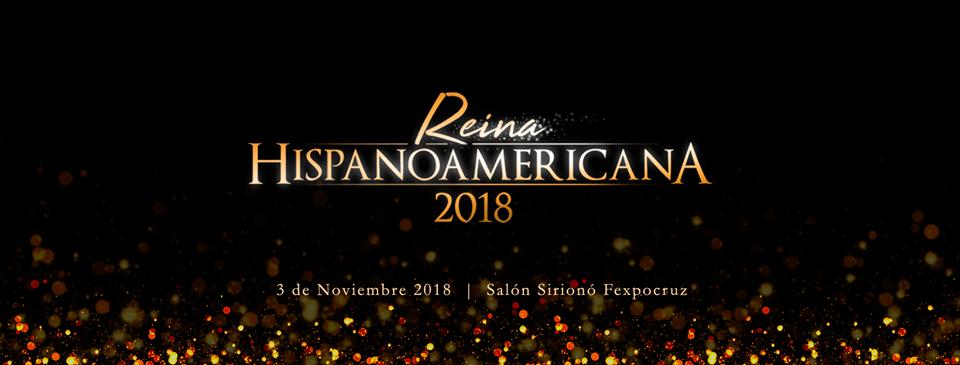 Reina Hispano-americana 2018