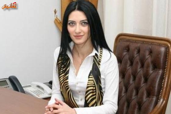 صور وزيرة العدل الارمنية الجديدة اربينة هوفهانيسيان تتحدى جمال صافيناز