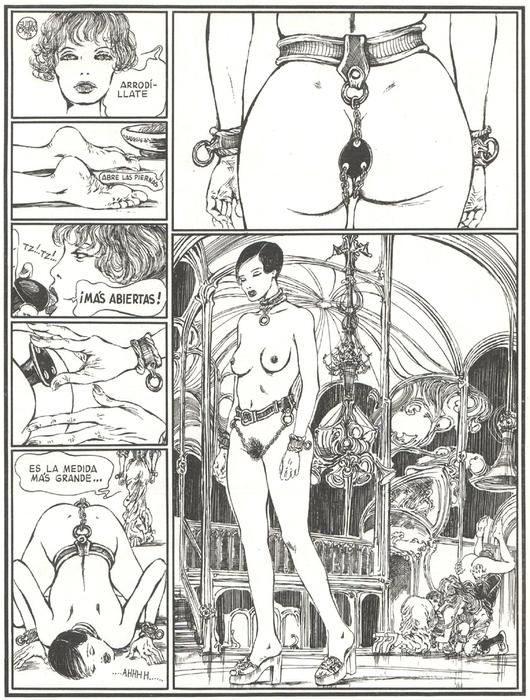 Historia de esclava amante de culo