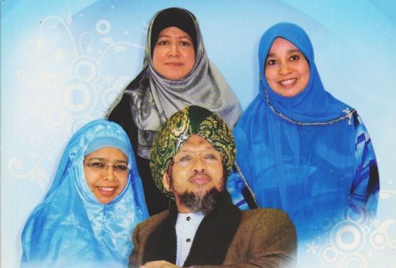 Abuya dan isteri-isteri