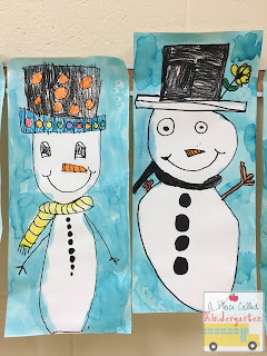 Check out these January art projects for kids. There are 4 January art projects included in this post. Click to check them out.
