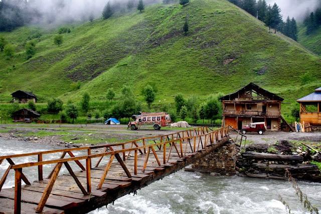 Gambar Kashmir Valley Cantik @ Digaleri.com