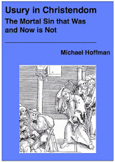 Usury in Christendom