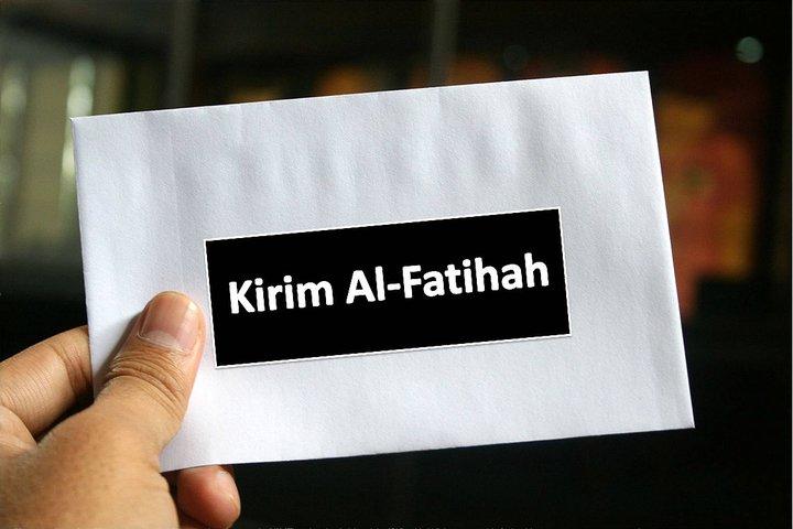 Doa Kesembuhan Dengan Sedekah Al Fatihah