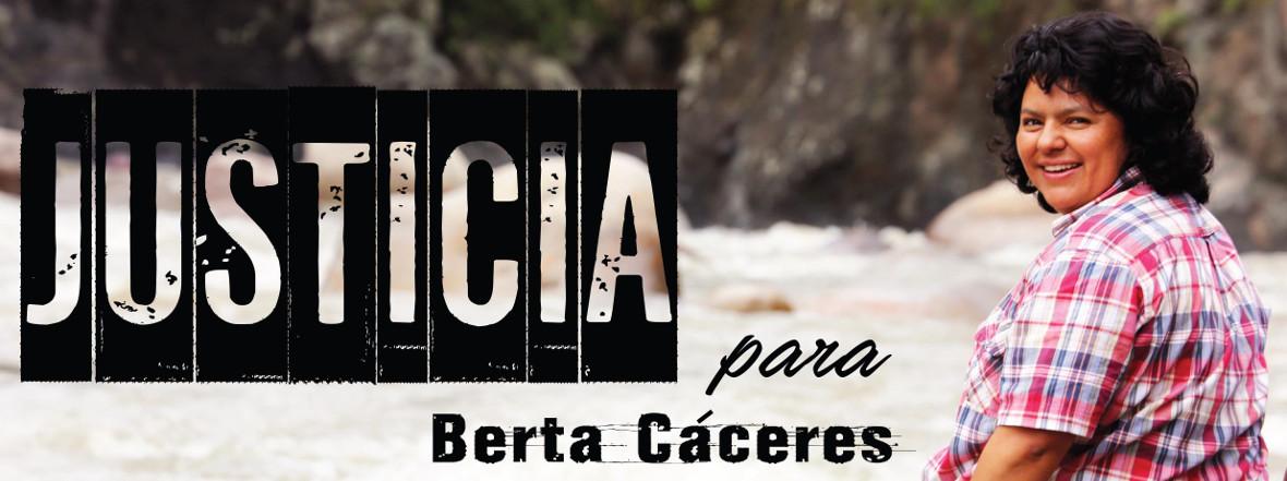 JusticiaparaBertaCaceres