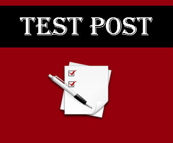 post test Post-test for the first online training module for the scope of pain online educational activity — helping doctors safely and effectively manage patients with chronic pain using opioid analgesics.
