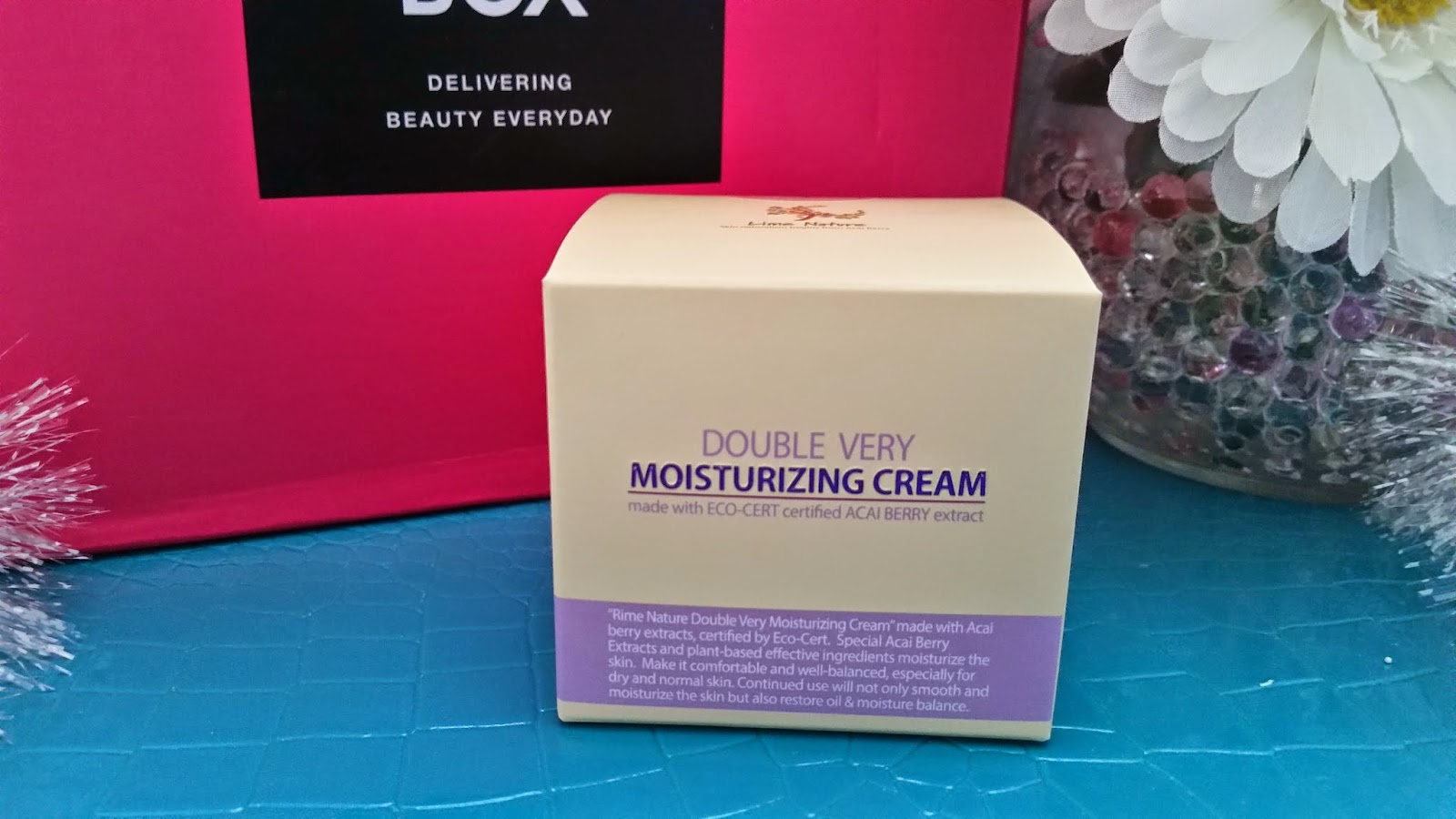 Lime Nature Double Very Moisturizing Cream