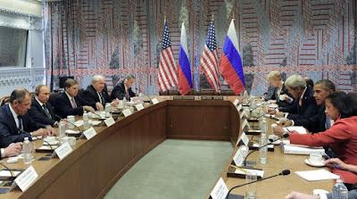 Президенты США и России не договорились о способах урегулирования кризиса в Украине