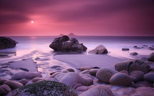 Paisajes o postales junto al mar (Landscapes)