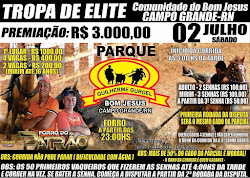 GRANDE BOLÃO DE VAQUEJADA
