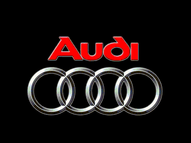 Audi Logo Cars Sketches